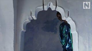 Luxury magazine takes you to the blue alleys of Chefchaouen