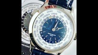 Patek Philippe World Time New York 5230G-010 Limited Edition Luxury Watch Review