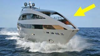 10 SUPER MEGA YACHTS That Define Luxury and Extravagance