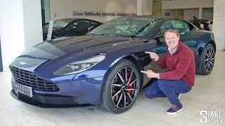 My Dad Upgraded to an Aston Martin DB11! | NEW CAR