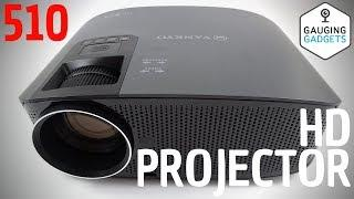 VANKYO Leisure 510 Review - HD Projector