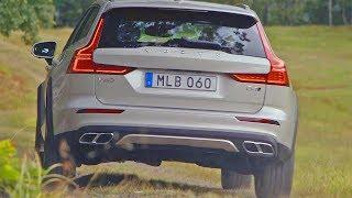 Volvo V60 Cross Country (2019) Design, Interior, Off-Road