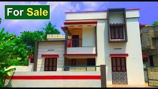 Best Low Budget House | Two storied luxury Low budget house for Sale in Trivandrum | Umayappa Homes|