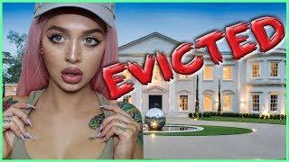 Okaylaaa Evicted From Her Luxury Home - She Left Poop In A Tub!?