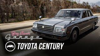 1993 Toyota Century - Jay Leno's Garage