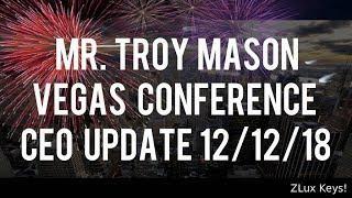 Troy Mason | Vegas Update | Lux Keys