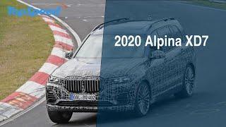 2020 Alpina XD7