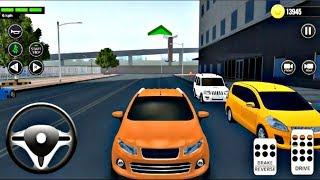 Car Driving Academy: India 3D - Driver License TEST Android Gameplay FHD