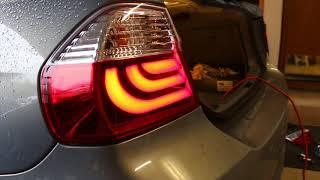 NEW Bmw LED Taillight!!! E90