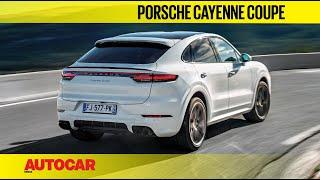 Porsche Cayenne Coupe Review | First Drive | Autocar India