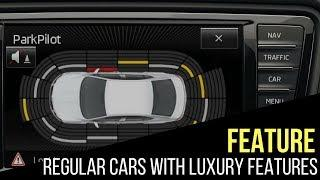 10 Regular Cars With Super-Luxury Car Features