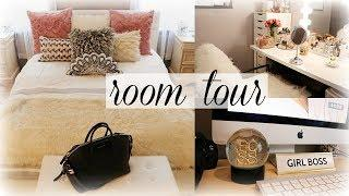 LUXURY BEDROOM TOUR! PINTEREST WORTHY