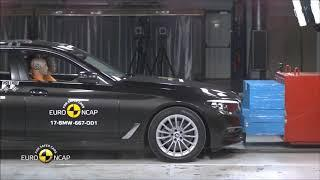 2018 BMW 5 Series   Crash Test