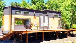 Luxury Tiny Home Fully Furnished For Sale | Lovely Tiny House
