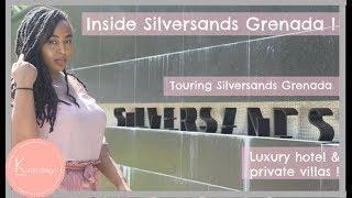 Inside Silversands Grenada ! : Touring Silversands Luxury Hotel and private villas !! #Grenada