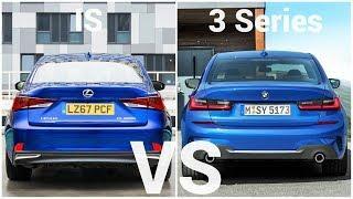 2019 BMW 3 Series vs Lexus IS
