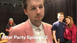 I FILMED WITH CALLUX AND STEPHEN TRIES