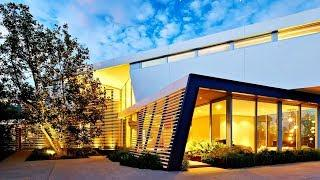 Conemporary Modern Luxury Top Residence in Los Angeles, CA, USA (by Belzberg Architects)