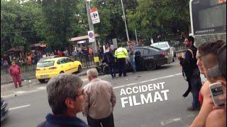 #180 Car vLog - ACCIDENT FILMAT - FĂRĂ VITEZĂ IN ORAS !