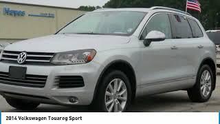 2014 Volkswagen Touareg Lawrenceville GA L839216A