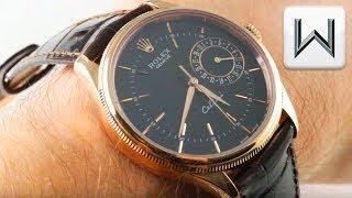 Rolex Cellini Date 50515 Luxury Watch Review