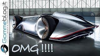 Mercedes-AMG Vision EQ Silver Arrow 750 HP Luxury Showcar