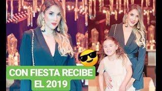 Así De Lujo Recibió DANIELA OSPINA El Nuevo Año 2019
