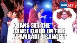 From SRK to Aamir Khan, Take a Look at Akash Ambani's Pre -Wedding Bash in Switzerland