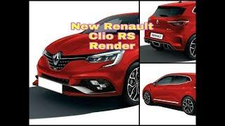 New Renault Clio RS Render || New Renault Car || Spec || Price || Features || Fast News