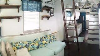 Gorgeous Luxury Custom Tiny House on Wheel For Sale only $35k