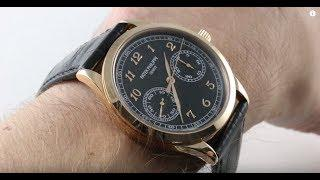 Patek Philippe 5170R-010 Chronograph / Patek Philippe 5170R Luxury Watch Review