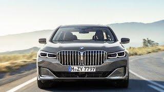 2020 BMW 7 Exterior Interior Walkaround