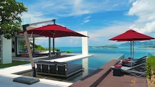 VILLA SANGKACHAI - Koh Samui Luxury Villa w/ 4 Bedrooms