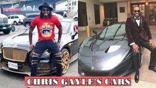 Chris Gayle Luxury Cars Collection 2019 ► Bentley, Lamborghini, Ferrari