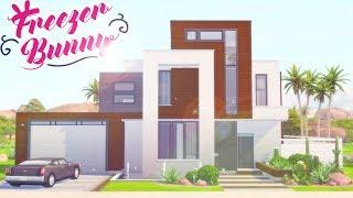 Modern Luxury Home ???? ????️ | Collab w/ Mr. Olkan | The Sims 4 | Speed Build | CC Free + Download