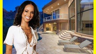 Alicia Keys House Tour $3850000 Mansion Luxury Lifestyle 2018