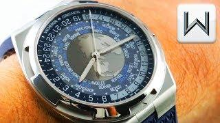 Vacheron Constantin Overseas World Time 7700V/110A-B172 Luxury Watch Review