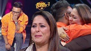 Super Dancer Chapter 3:  Dharmesh's EMOTIONAL Performance For Geeta