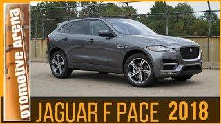 2018 Jaguar F Pace  Exsterior & Interior - OTTOmotive Arena