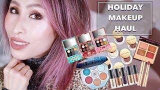 Sephora VIB Sale Haul Holiday 2018 New High End Beauty Haul Luxury Holiday Makeup