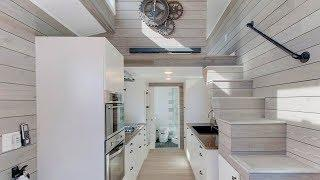Beautiful Modern The Luxury Tiny House with Available Financing | Living Design For A Tiny House
