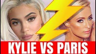KYLIE JENNER DISSED BY PARIS HILTON?