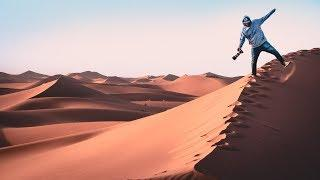 The Sahara Desert | Erg Chegaga M'hamid Morocco | Road Trip Ep:7