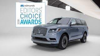 2019 Lincoln Navigator: The Best Luxury SUV | 2019 Edmunds Editors' Choice