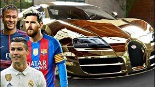Top 10 Footballers Super Cars 2018 ★ Most Luxury And Expensive Cars