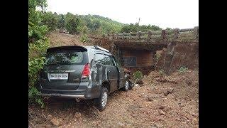 Toyota Innova Worst Accident on Mumbai Goa Highway...!