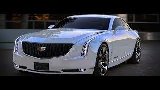 NEW 2019 - Cadillac ELMIRAJ Super Luxury 4.5l V8 500hp Sport - Interior and Exterior 1080p