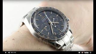 Omega Speedmaster Moonwatch Apollo XVII Anniversary 311.30.42.30.03.001 Luxury Watch Review