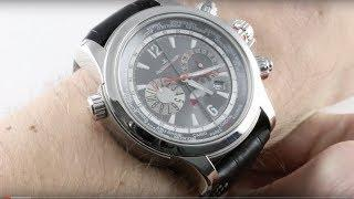 Jaeger-LeCoultre Master Compressor Extreme World Time Limited Edition Q1766440 Luxury Watch Review