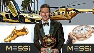 Most Expensive Things Owned  By Lionel Messi In 2018 ⭐ Messi  Luxurious Lifestyle⭐